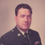 """CMSgt. Edward W. """"Ed"""" Buckles, USAF (Ret.)"""