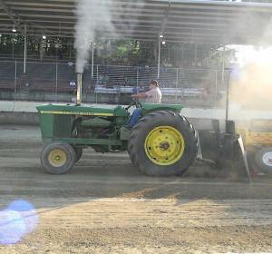 Evergserd, Gervase tractor for folder