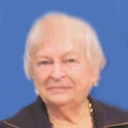 Peggy Jean (Margaret) Fitzpatrick
